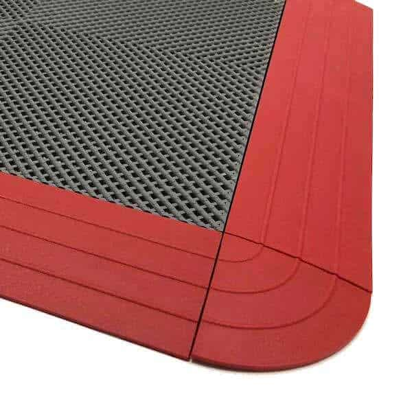 Court Edge Kit Red