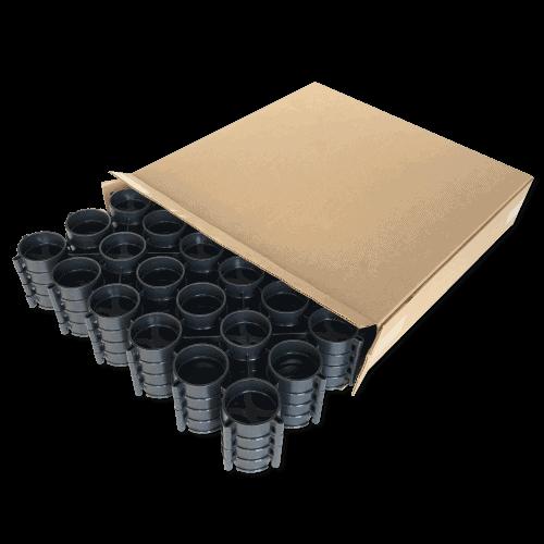 Porous Plastic Paver - Sample Box - ModuTile