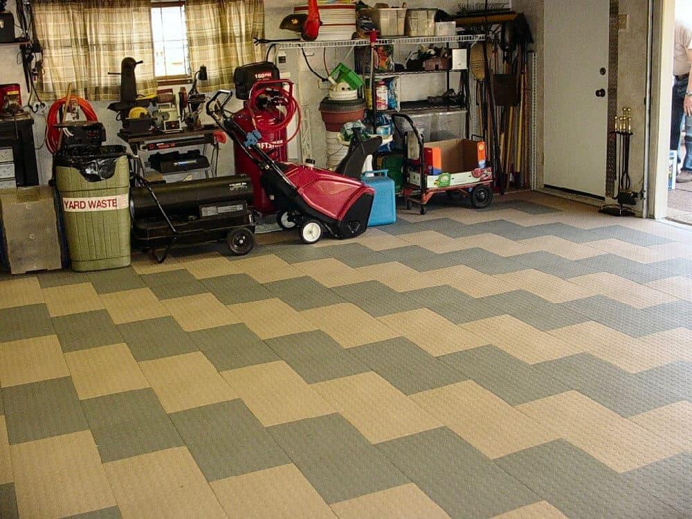 Garage Floor Renovation