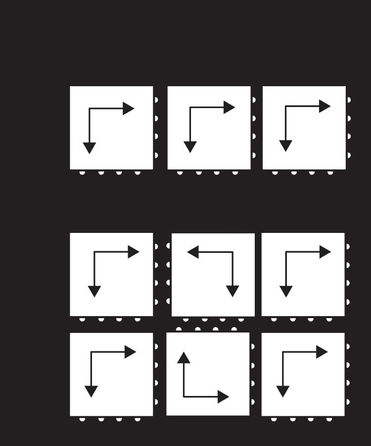 Aligning Interlocking Garage Floor Tiles