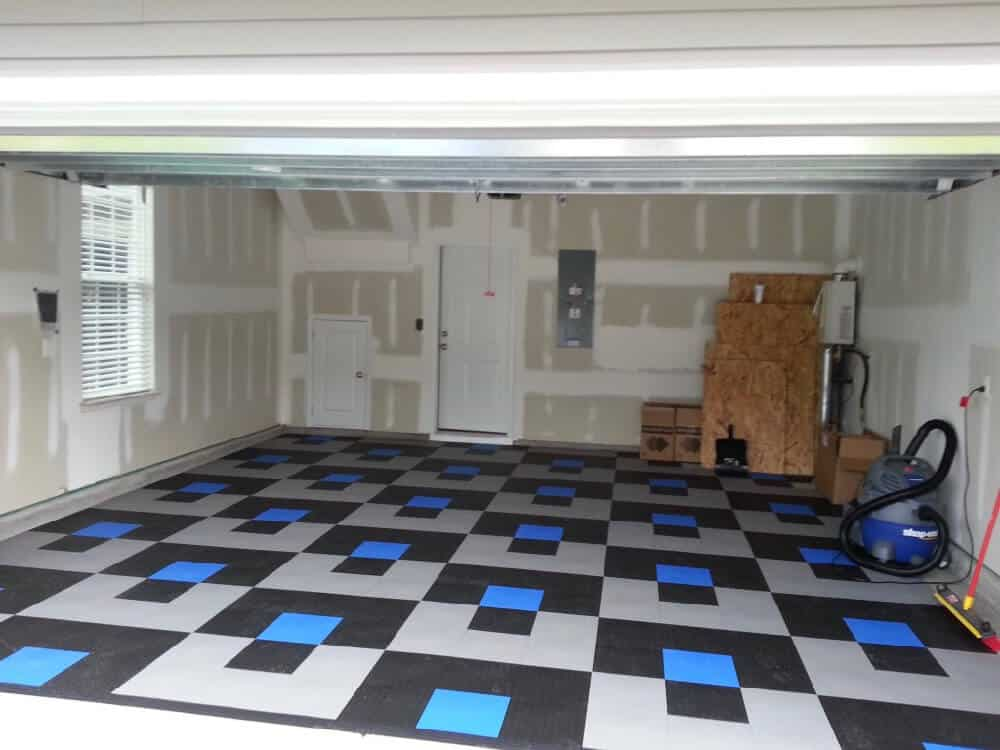 Garage Floor Gallery Pictures And Design Options From