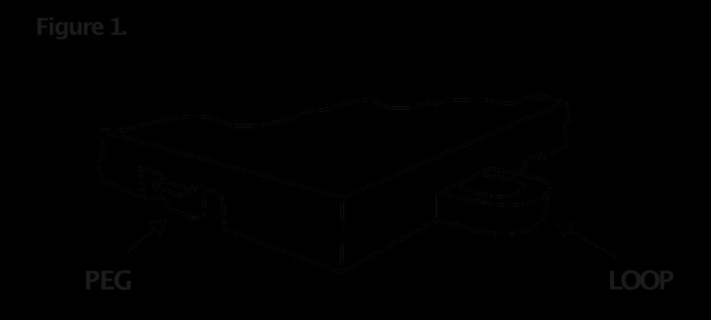 modutile garage floor tile locking system snap