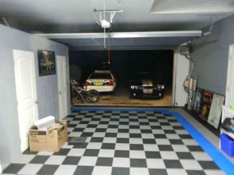 Florida Garage Floor Tile Pictures North Port FL 34286