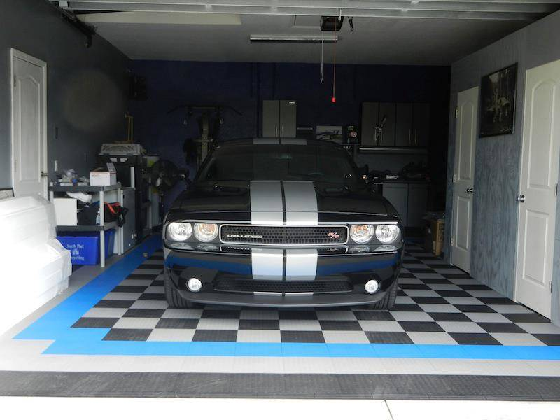 Florida Garage Floor Tile Pictures North Port FL 34286 - 13