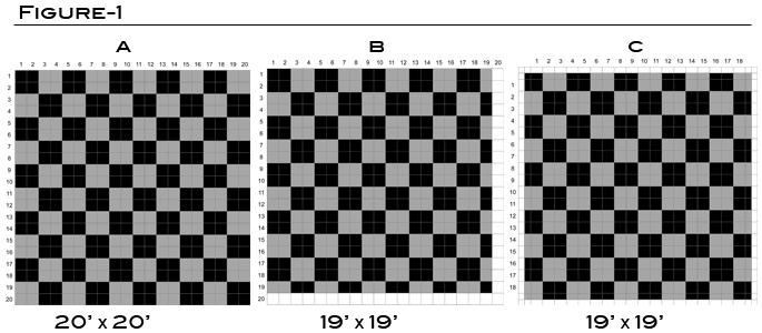 Interlocking Floor Tiles Garage Floor Layout - Figure1