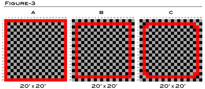 Interlocking Floor Tiles Garage Layout - Figure3