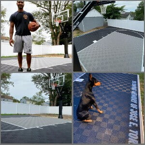 Torres Outdoor Basketball Court